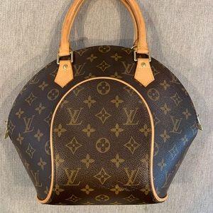Louis Vuitton Ellipse MM Bowling Style Bag
